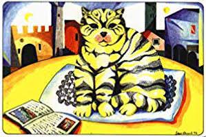 """Coro Mazzinincanto """"La gatta che legge le favole"""""""