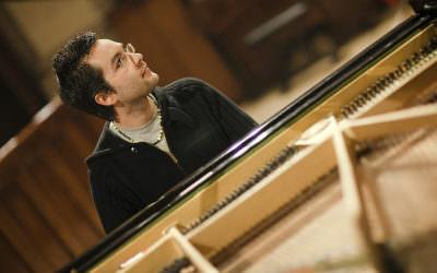 """Livio Minafra """"Inventare con la musica"""""""