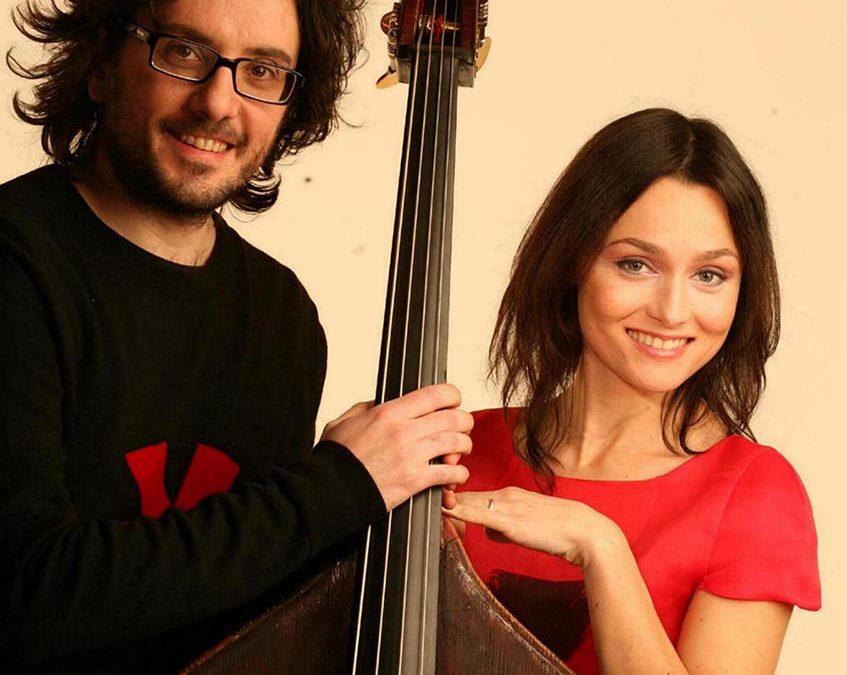 """Petra Magoni & Ferruccio Spinetti """"Musica Nuda 2"""""""