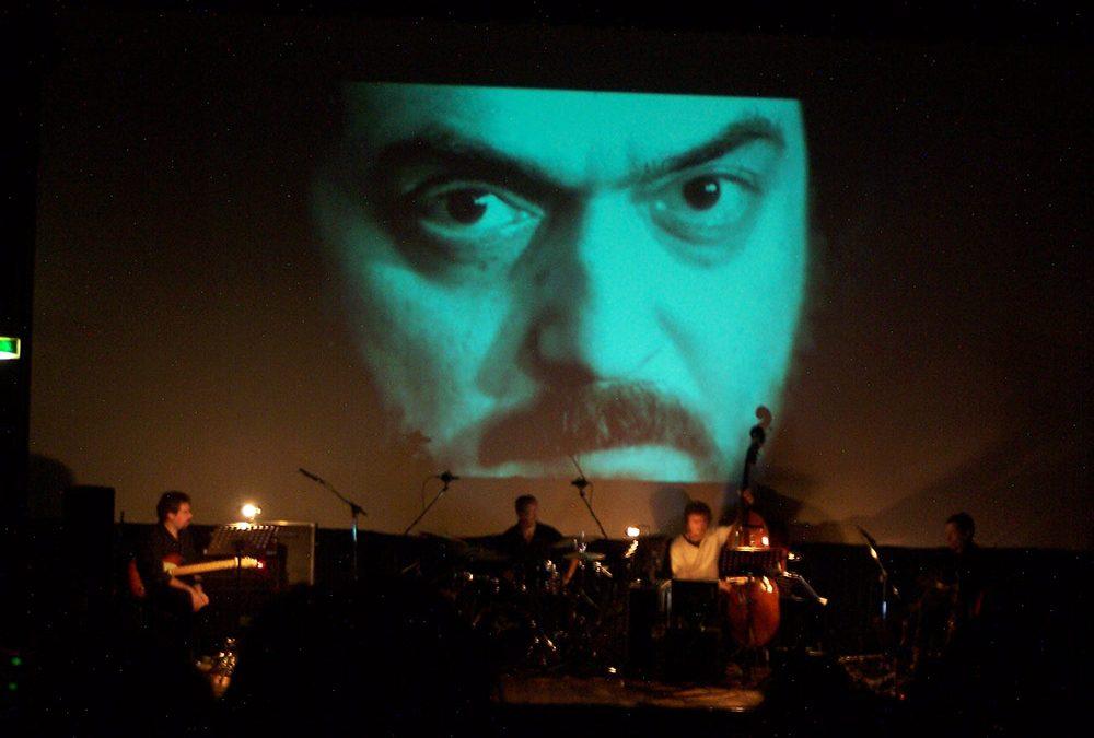 "Mauro Campobasso & Mauro Manzoni 4tet Omaggio a Stanley Kubrick ""Ears Wide Shut"""