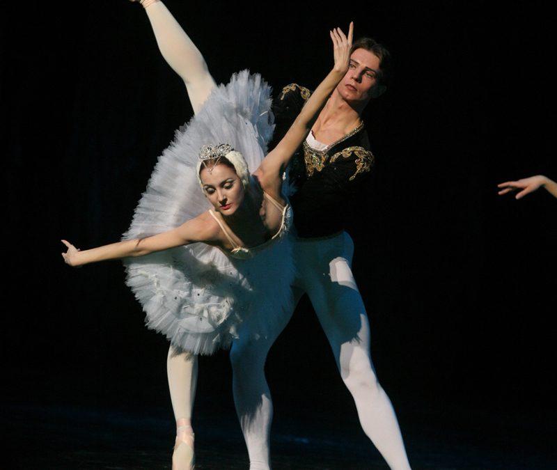 """Il lago dei cigni Balletto di Mosca """"La corona del balletto russo"""""""