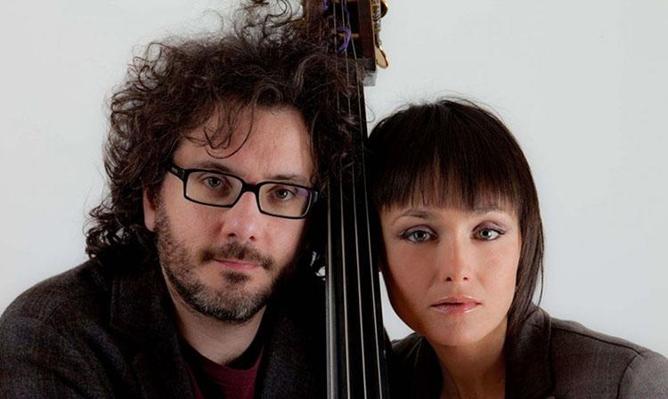 """Petra Magoni & Ferruccio Spinetti  """"Musica Nuda"""""""