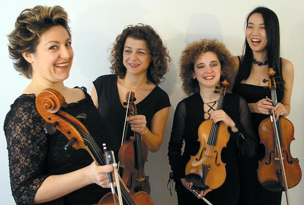 "Quartetto Euphoria ""Guarda che musica"""