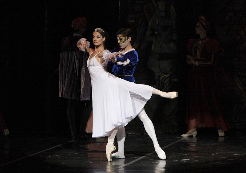 Romeo e Giulietta Il balletto russo
