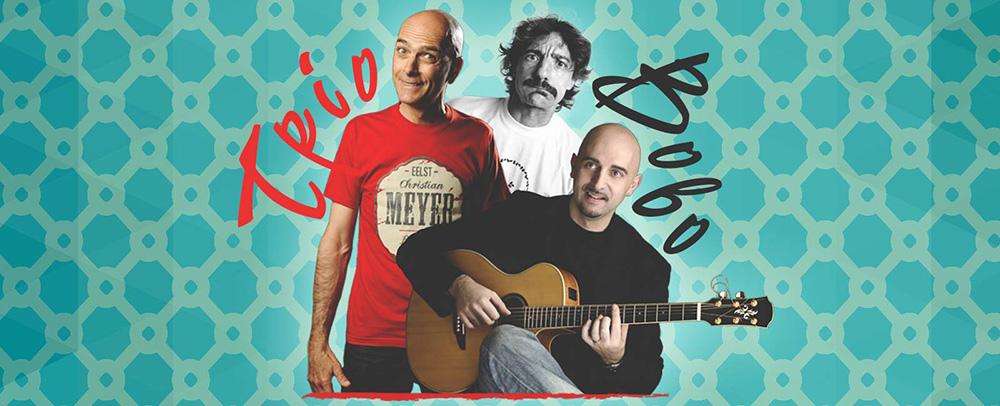"""Trio Bobo """"Volare con la musica"""""""