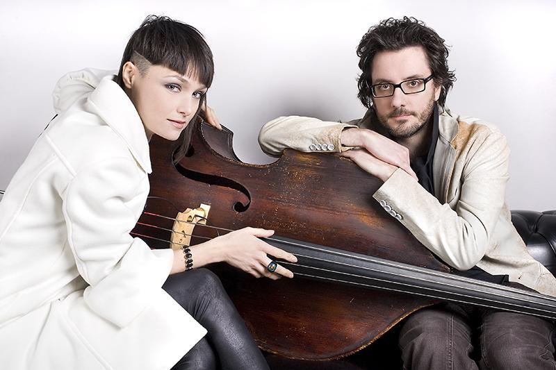 """Petra Magoni e Ferruccio Spinetti """"Musica Nuda 2"""""""