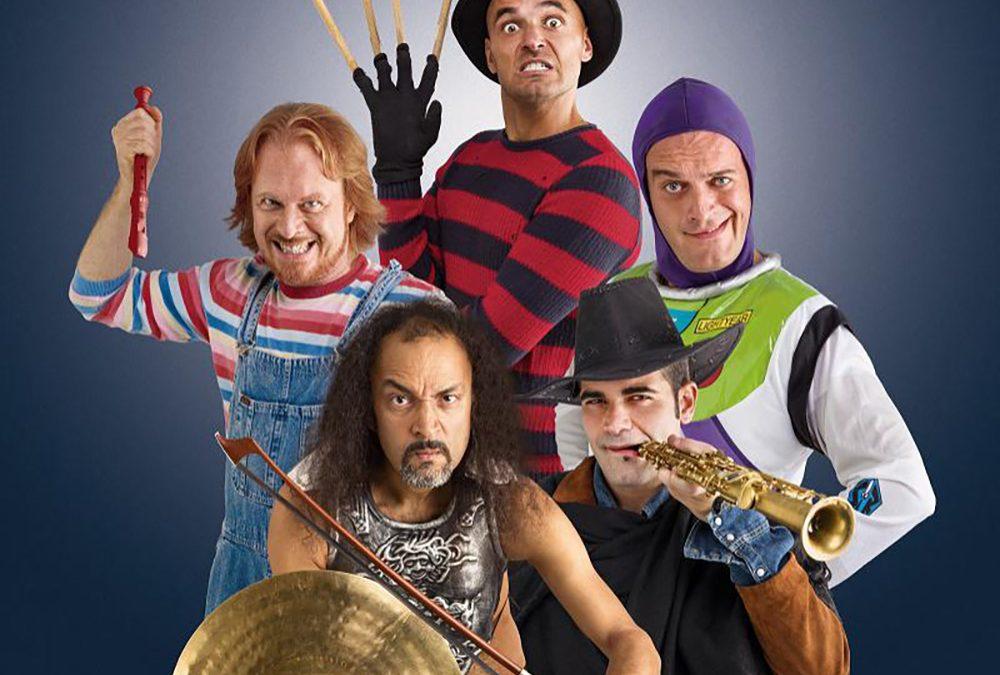 "Rimbamband ""Il teatro musicale comico"""