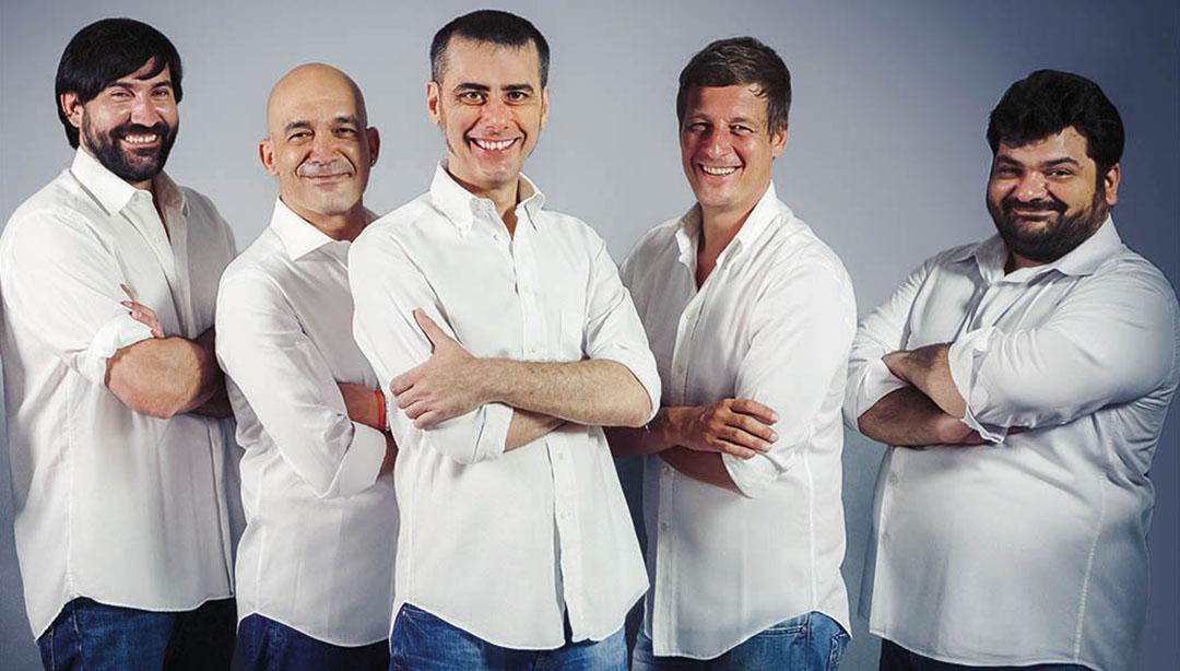 """Neri Per caso """"Pop a cappella"""""""