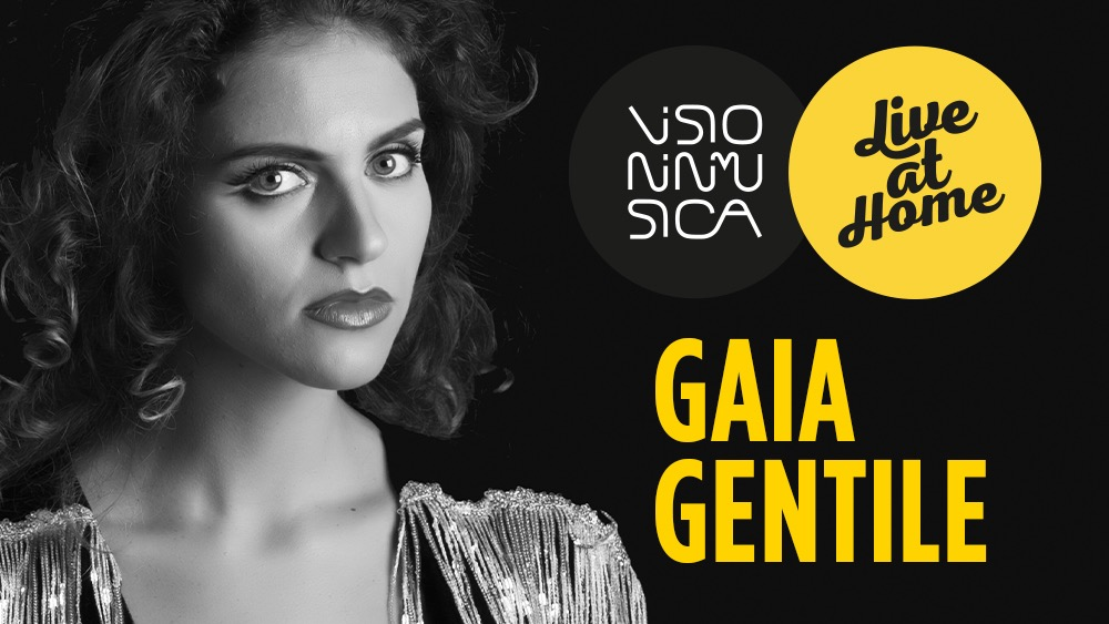 "Gaia Gentile ""Live at Home"""