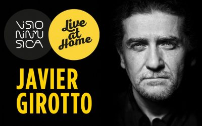 "Javier Girotto ""Live at Home"""