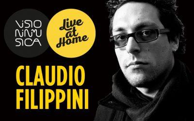 """Claudio Filippini """"Live at Home"""""""