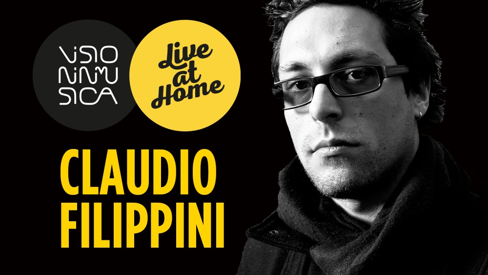 "Claudio Filippini ""Live at Home"""