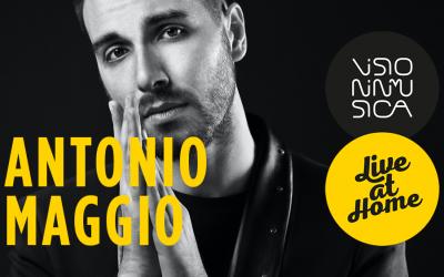 """Antonio Maggio """"Live at Home"""""""