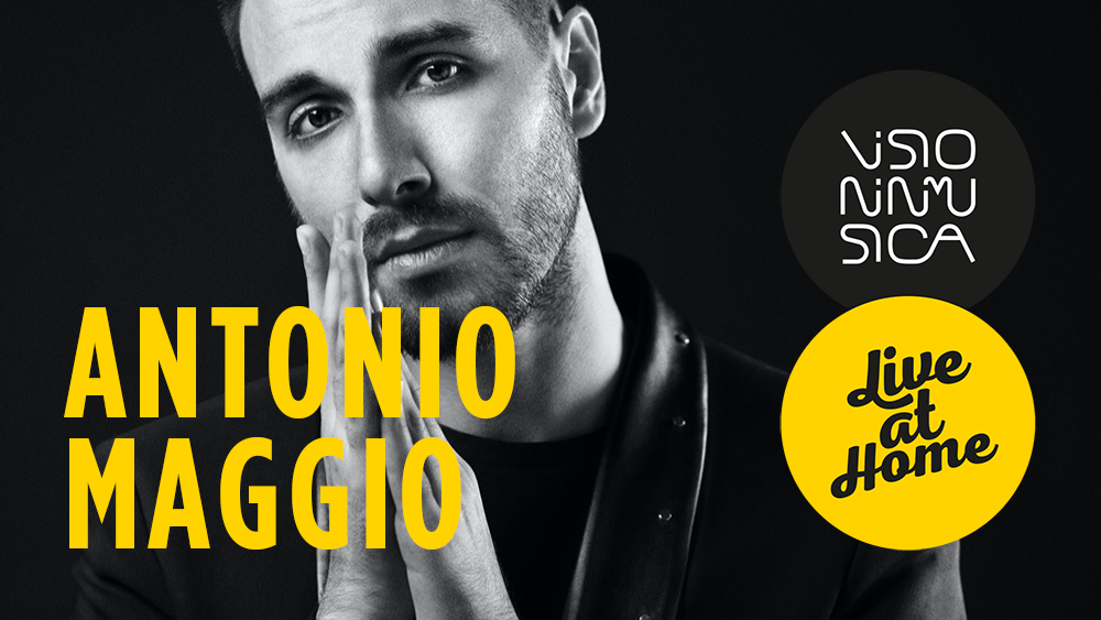 "Antonio Maggio ""Live at Home"""
