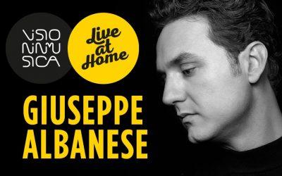 "Giuseppe Albanese ""Live at Home"""