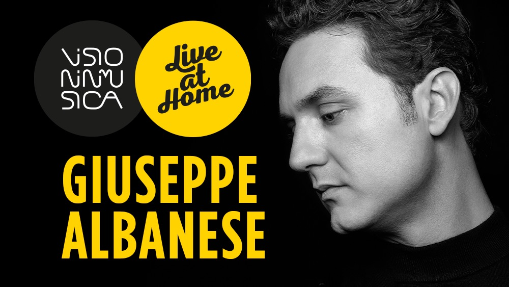 "Giuseppe Albanese ""Live at Home"""