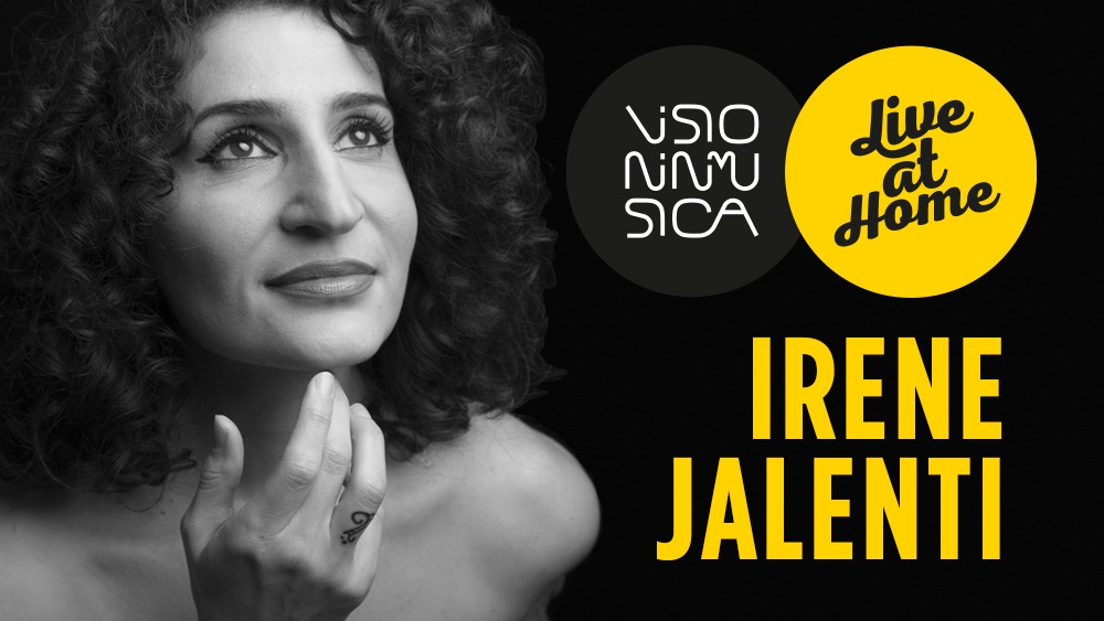 "Irene Jalenti ""Live at Home"""