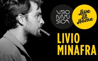 "Livio Minafra ""Live at Home"""