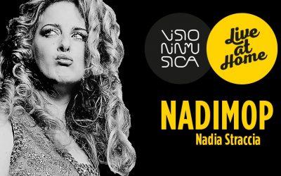 """Nadimop """"Live at Home"""""""