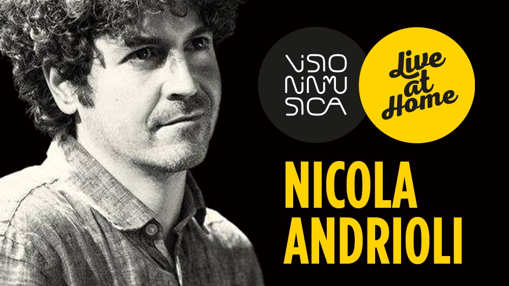 "Nicola Andrioli ""Live at Home"""