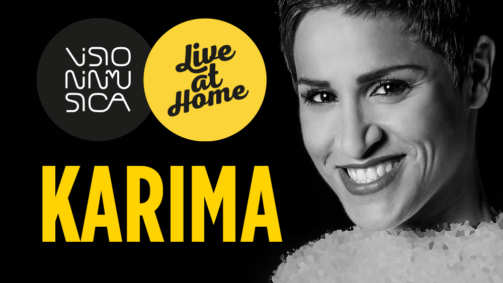 "Karima ""Live at Home"""