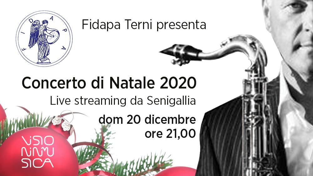 """Federico Mondelci & Paolo Biondi""""Concerto di Natale 2020"""""""